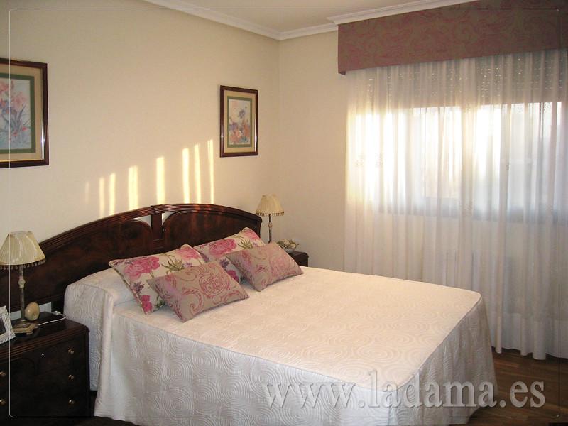 Decoraci n para dormitorios cl sicos cortinas con dobles - Decoracion en cortinas para dormitorios ...