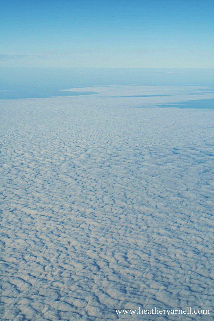 Clouds Over Louisiana