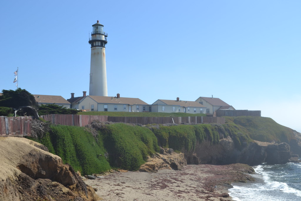 Pigeon Point Lighthous...