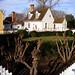 WB House next to garden