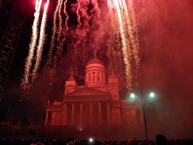 Fin de año en Helsinki