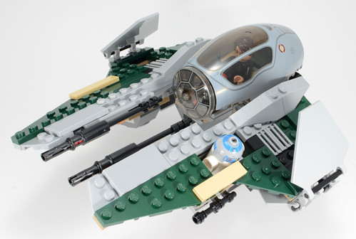 9494 Anakin's Jedi Interceptor | by hmillington