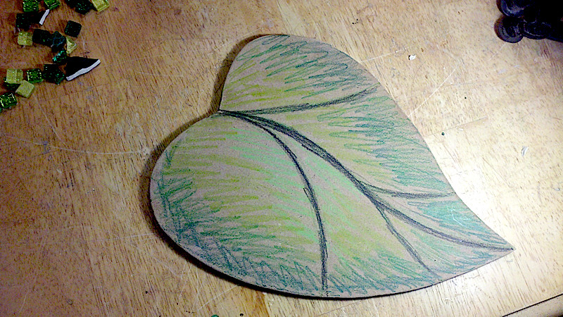 Leaf With Shading