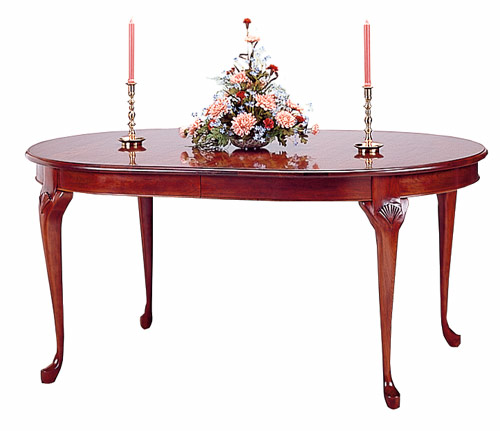 cherry oval dining table bent rim cherry oval bent rim din flickr. Black Bedroom Furniture Sets. Home Design Ideas