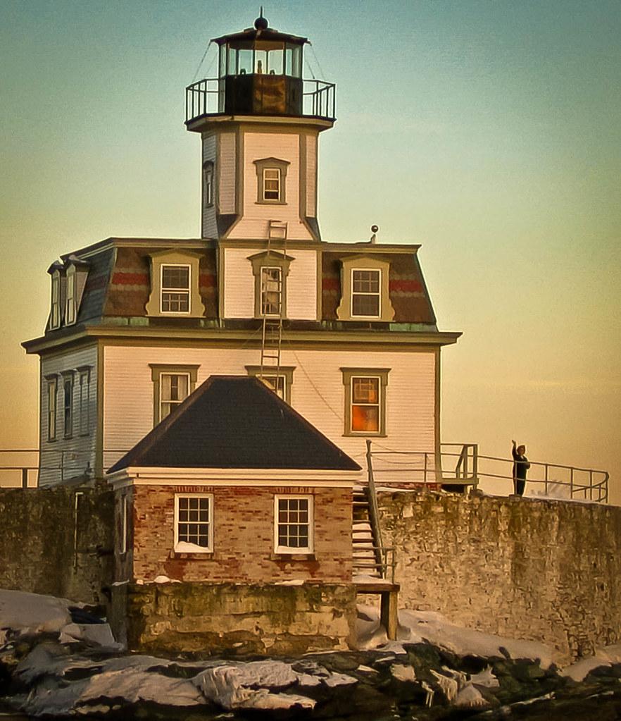 Rose Island Light Newport Ri Ron Flickr