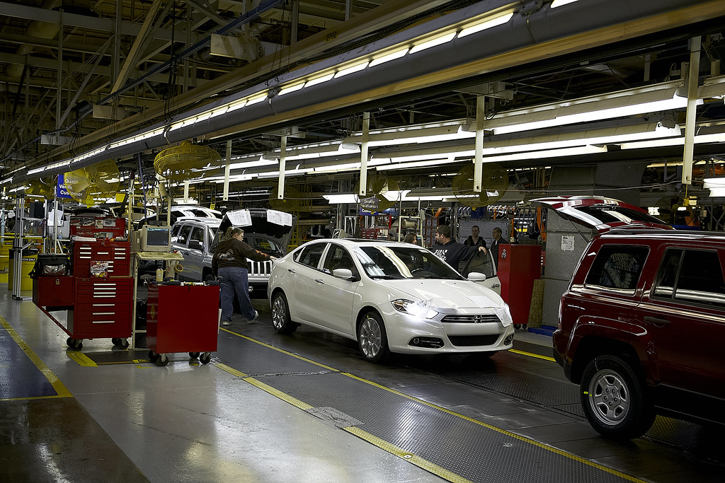 Belvidere Assembly Plant Tour