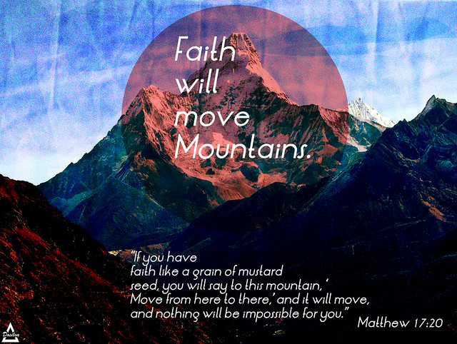 faith will move mountain s Faith will move mountains is a main quest given to the hero in dead island immediately after rescuing jin from the police station completing the quest requires the.