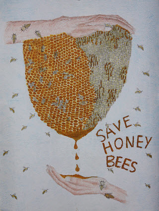 Save Honey Bees | by archivesnews