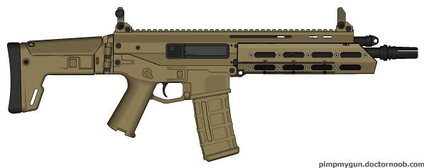 Assault Rifles and Attachments 6841040695_12fd7544da_z