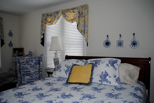 Blue Willow Guest Room | by PoplarHill