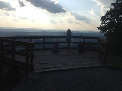 Johns Mountain Overlook