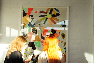 The Design Files Open House | by paper kites