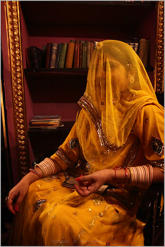 framed in yellow, bikaner | by nevil zaveri (thank you for 10million+ views :)