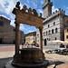 Montepulciano - Pozzo dei Grifi e dei Leoni - (Color)