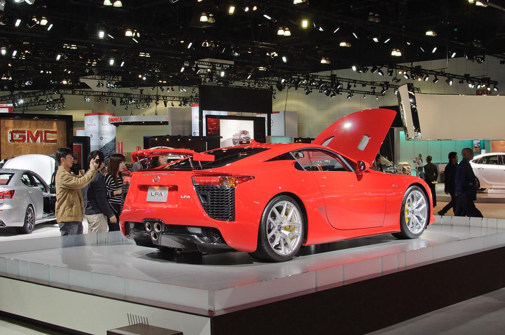 New Lexus Rx >> Lexus LFA (US) | Lexus's high-performance supercar. Japanese… | Flickr