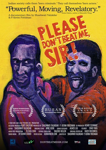 Please Don't Beat Me, Sir! Movie Poster [A4] | by kerim