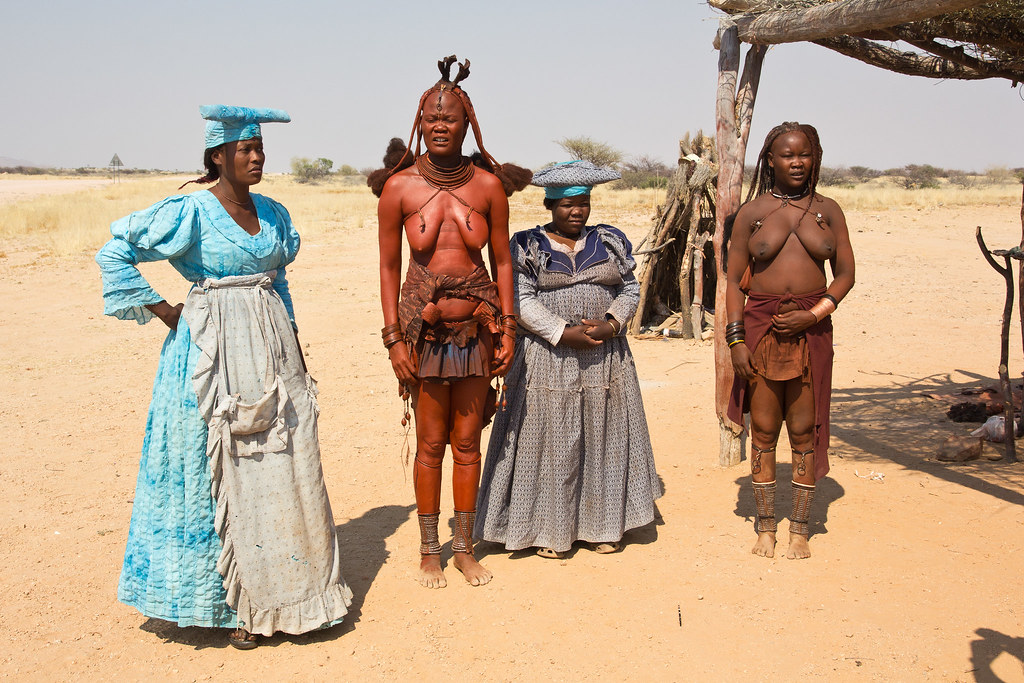 african tribe girl nude