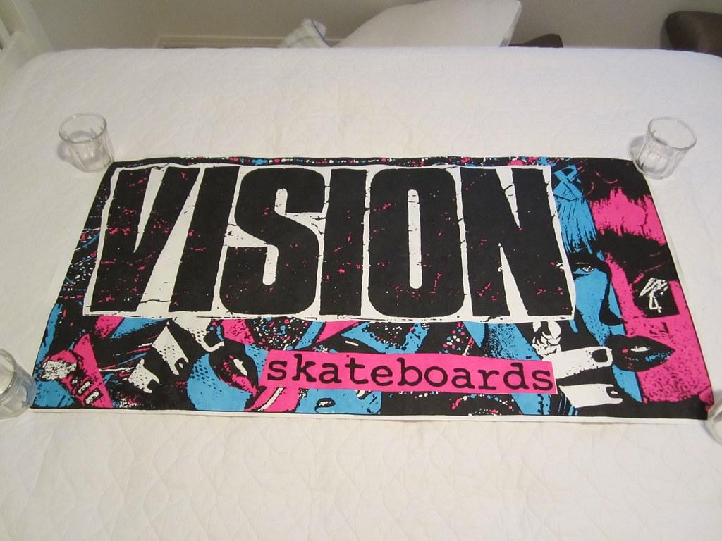 Vision Skateboards Aggressor