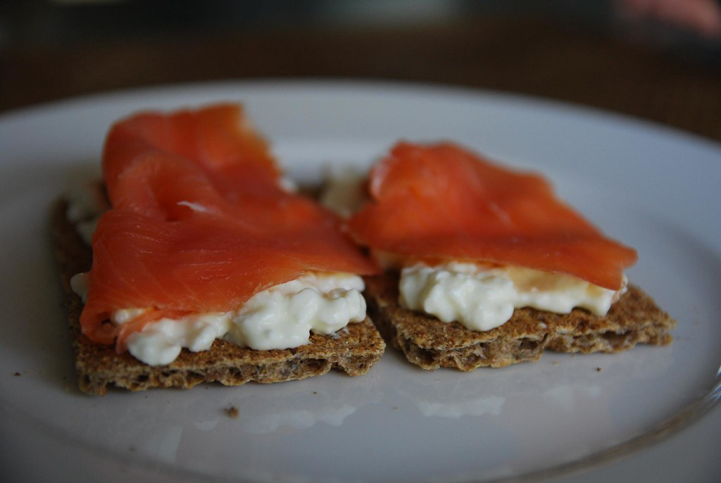 Low Fat Salmon Cakes Recipe