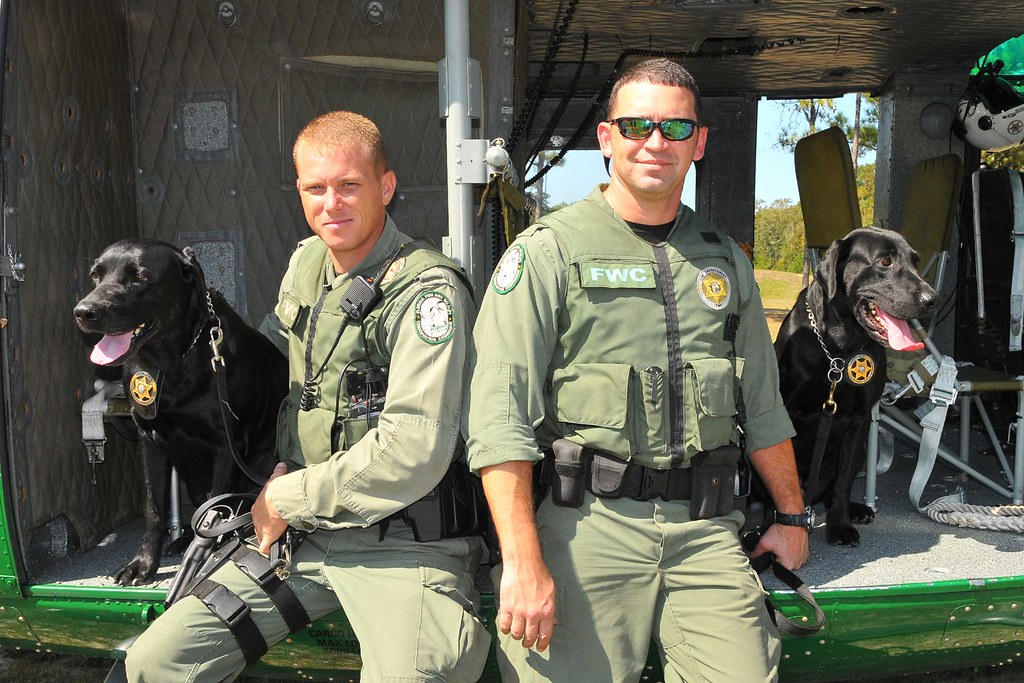 how to become a florida fish and wildlife officer
