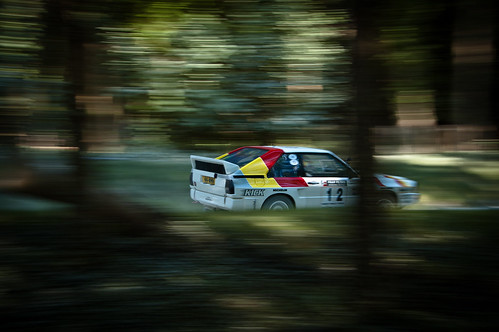 Audi Quattro | by oalfonso