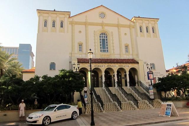 West Palm Beach Cityplace Harriet Himmel Theater