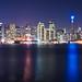 San Francisco Skyline Lighting