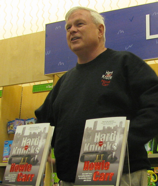 Howie Carr Book Signing Tour