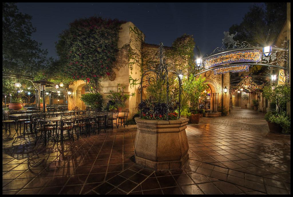 Rancho Del Zocalo Disneyland According To Disney Parks