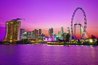 singapore skyline | by Kenny Teo (zoompict)