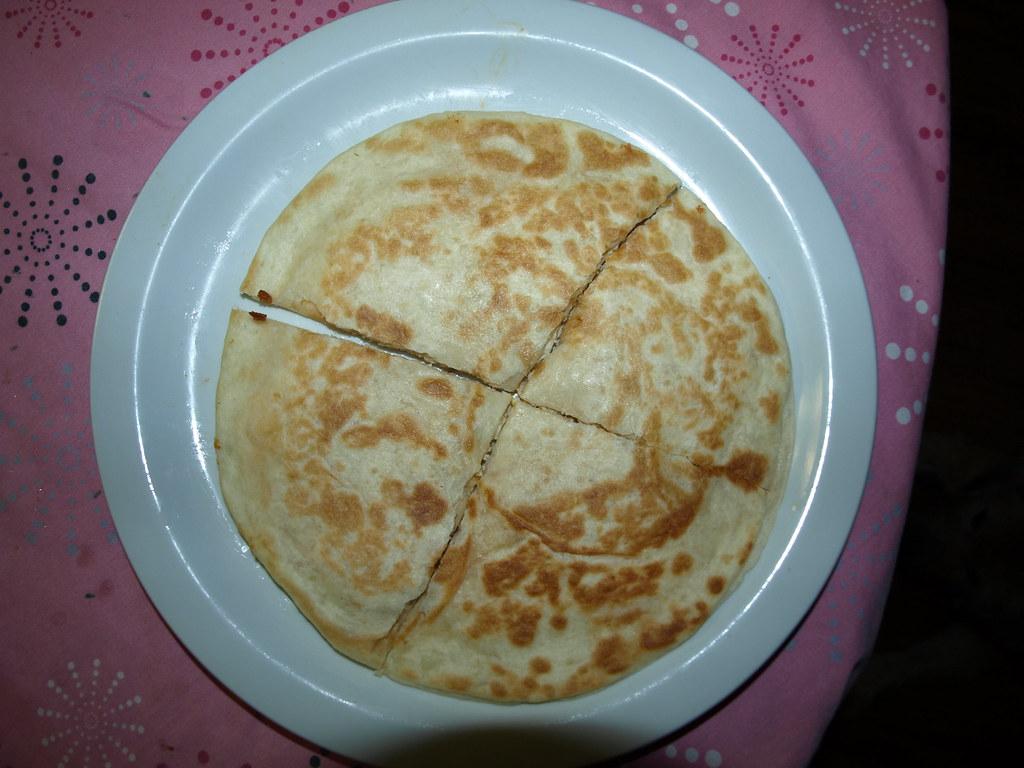 Mexican Food Quesadilla Calories