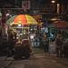 Wet Market at Night (HDR)