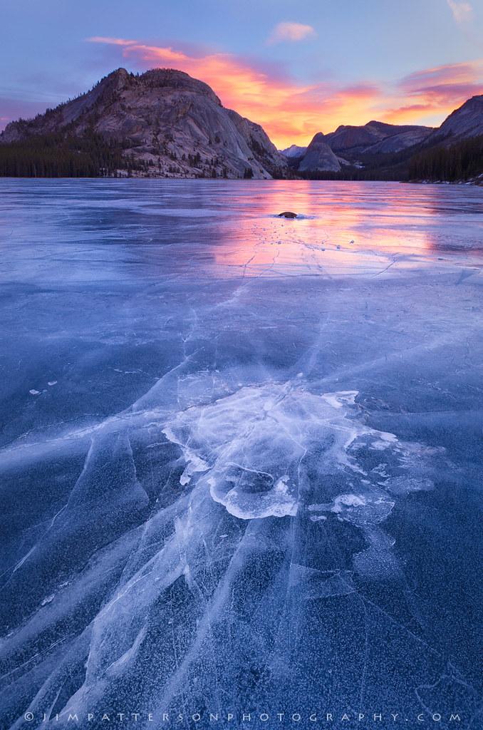 Emerging - Tenaya Lake, Yosemite National Park, California ...