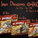 Lego Dragons Contest