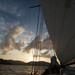 Sailing towards Dusk