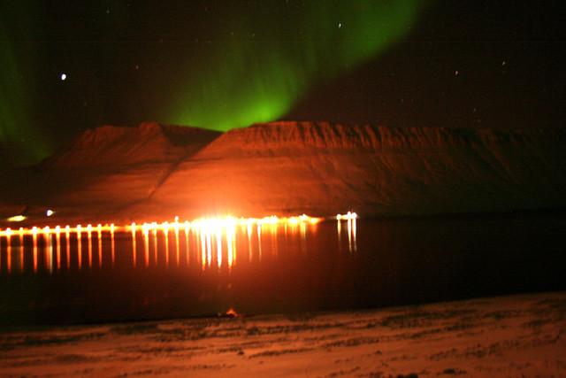 westfjords iceland northern lights - photo #22