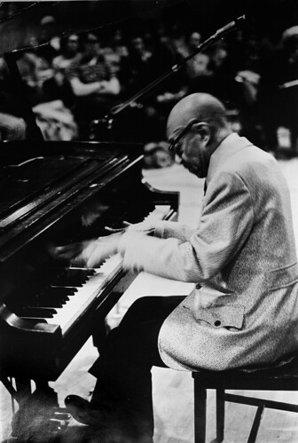 Eubie Blake | by CUNY Academic Commons