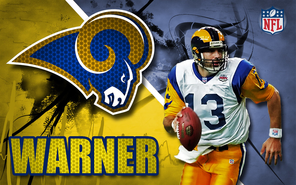 Kurt Warner Rams Thescottyz Flickr