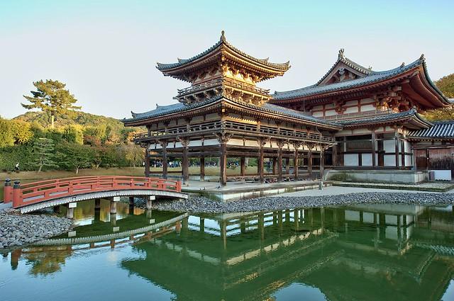Byodoin Temple - Uji, Kyoto, Japan  Flickr - Photo Sharing!