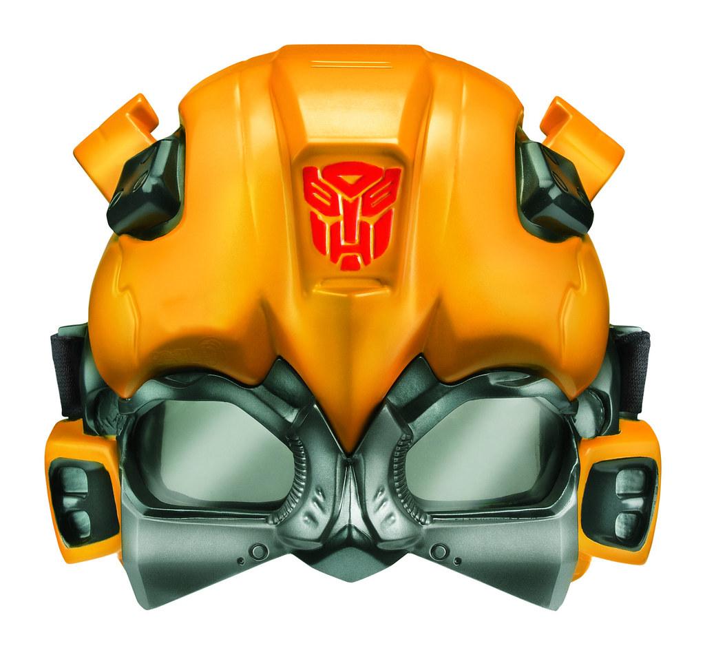 transformers bumblebee mask combomphotos flickr