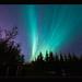 Northern Lights - Solar Powered Display