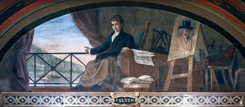 Robert Fulton | by USCapitol