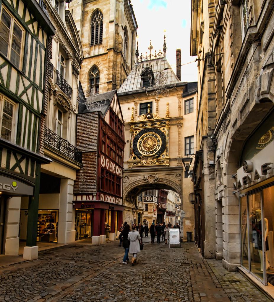 Rouen France  city pictures gallery : Les villes en France que je veux visiter! | C'est la vie américaine
