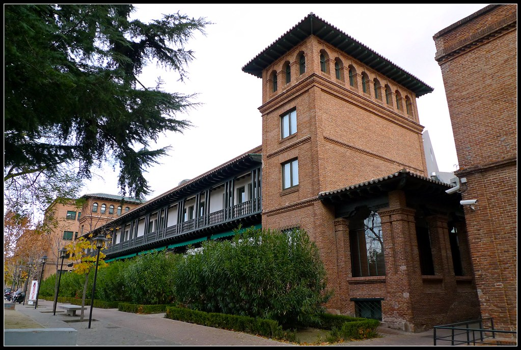 Residencia de estudiantes calle pinar 23 28006 madrid la for Residencia para estudiantes