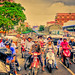 Phnom Phen Cambodia Has No Traffic Lights