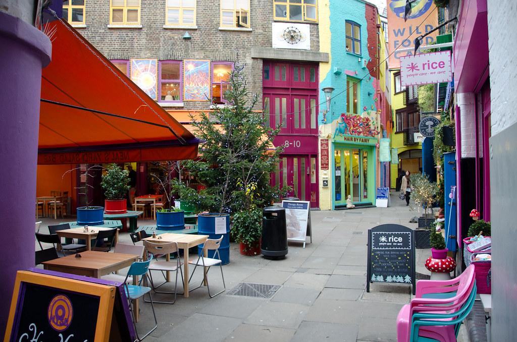 Terrasse Restaurant London Wilmington