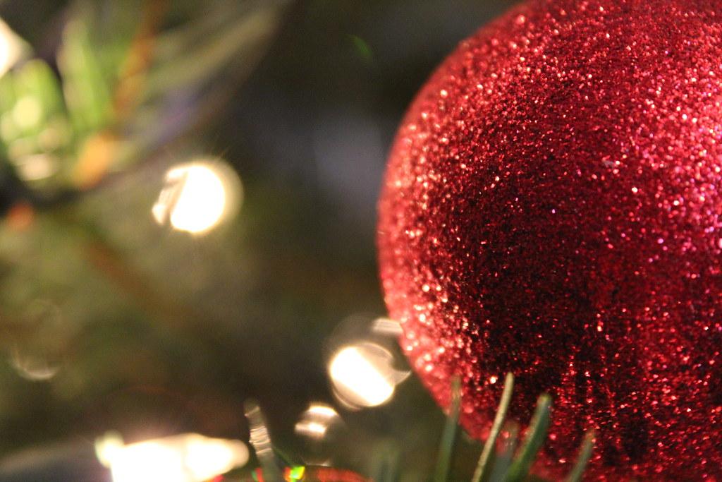 Rote >> rote Weihnachtskugel | Soeren Eisenschmidt | Flickr