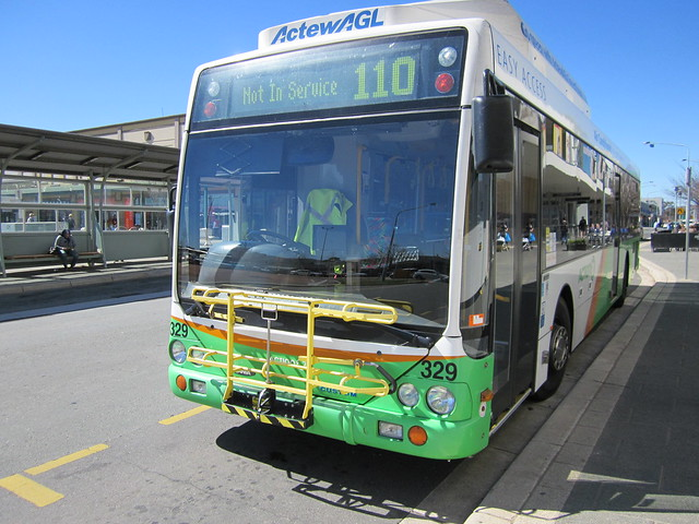 how to pay a bus canberra
