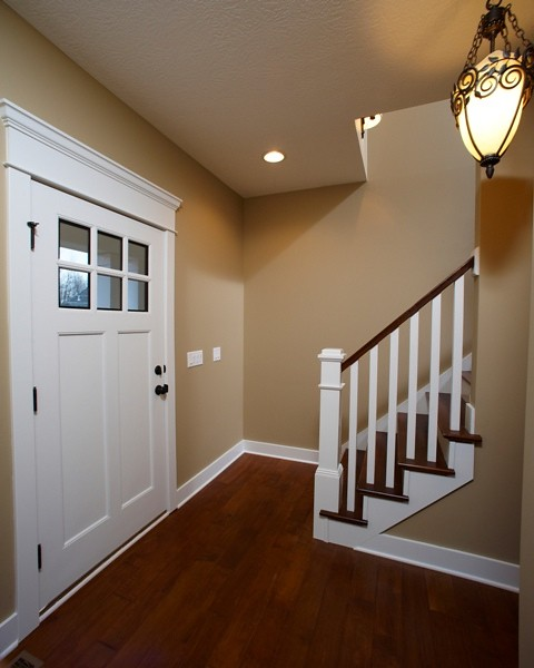 Foyer Paint Jobs : Entry foyer portage wayne homes flickr