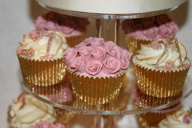 21st Birthday Cupcake Designs Dmost for